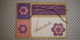 Resultado de imagen para cartões artesanais