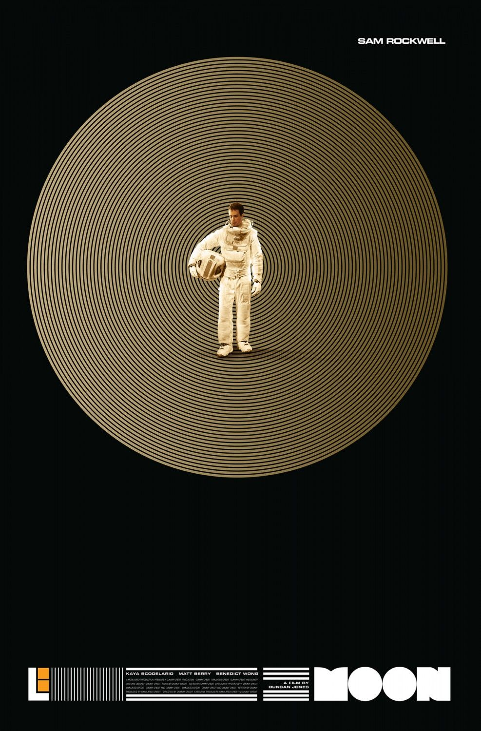 Poster for Moon (2009) - Imgur
