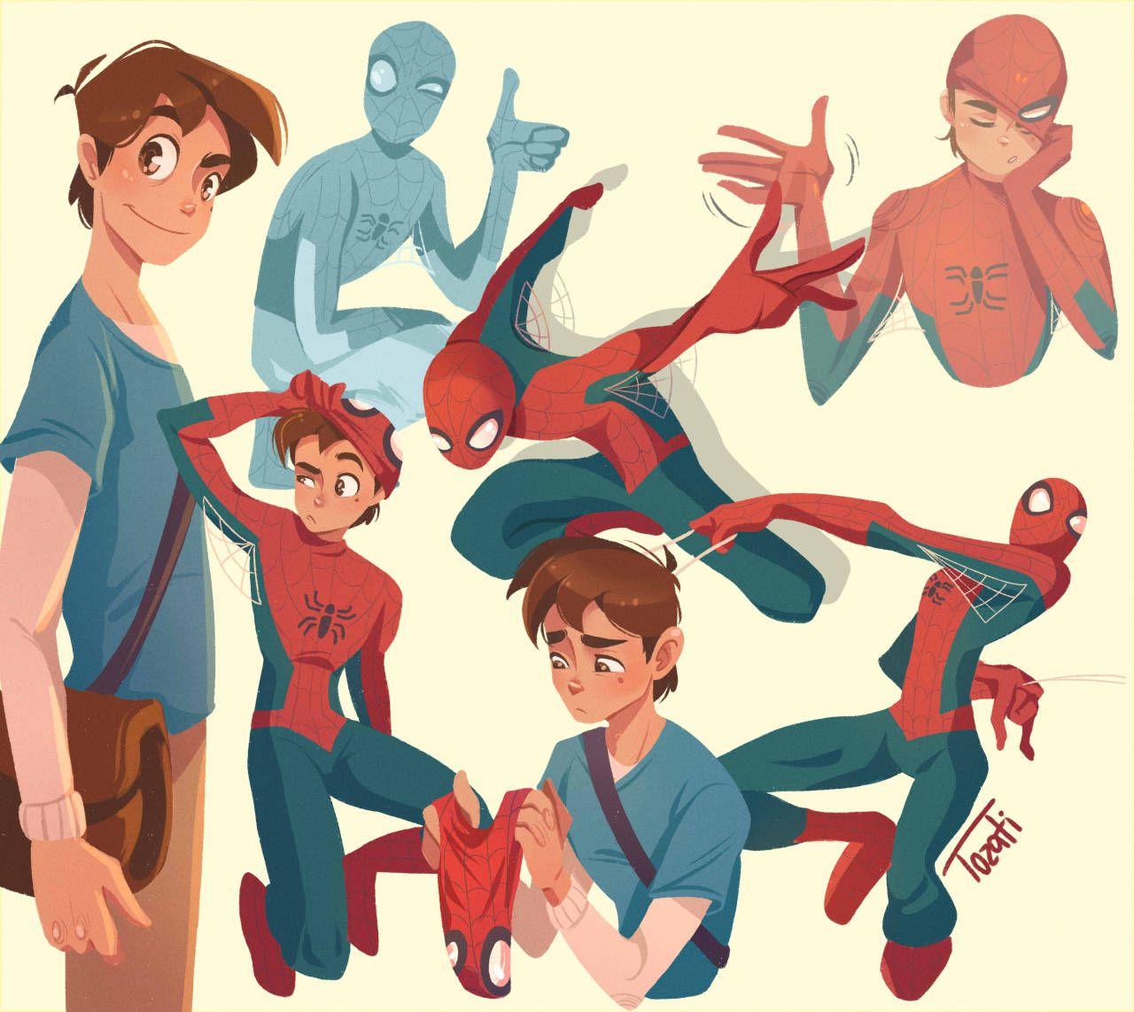Spider-Man: Homecoming || Peter Parker | Marvel Universe