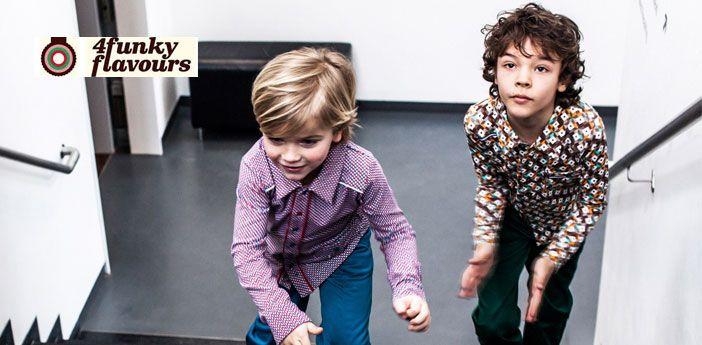 4funkyflavours børnetøj www.tuffkids.dk