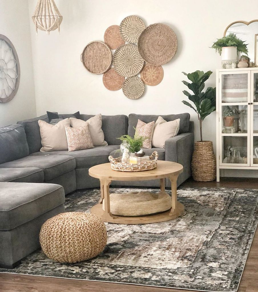 144 Popular Home Decorating Ideas With Baskets In 2020