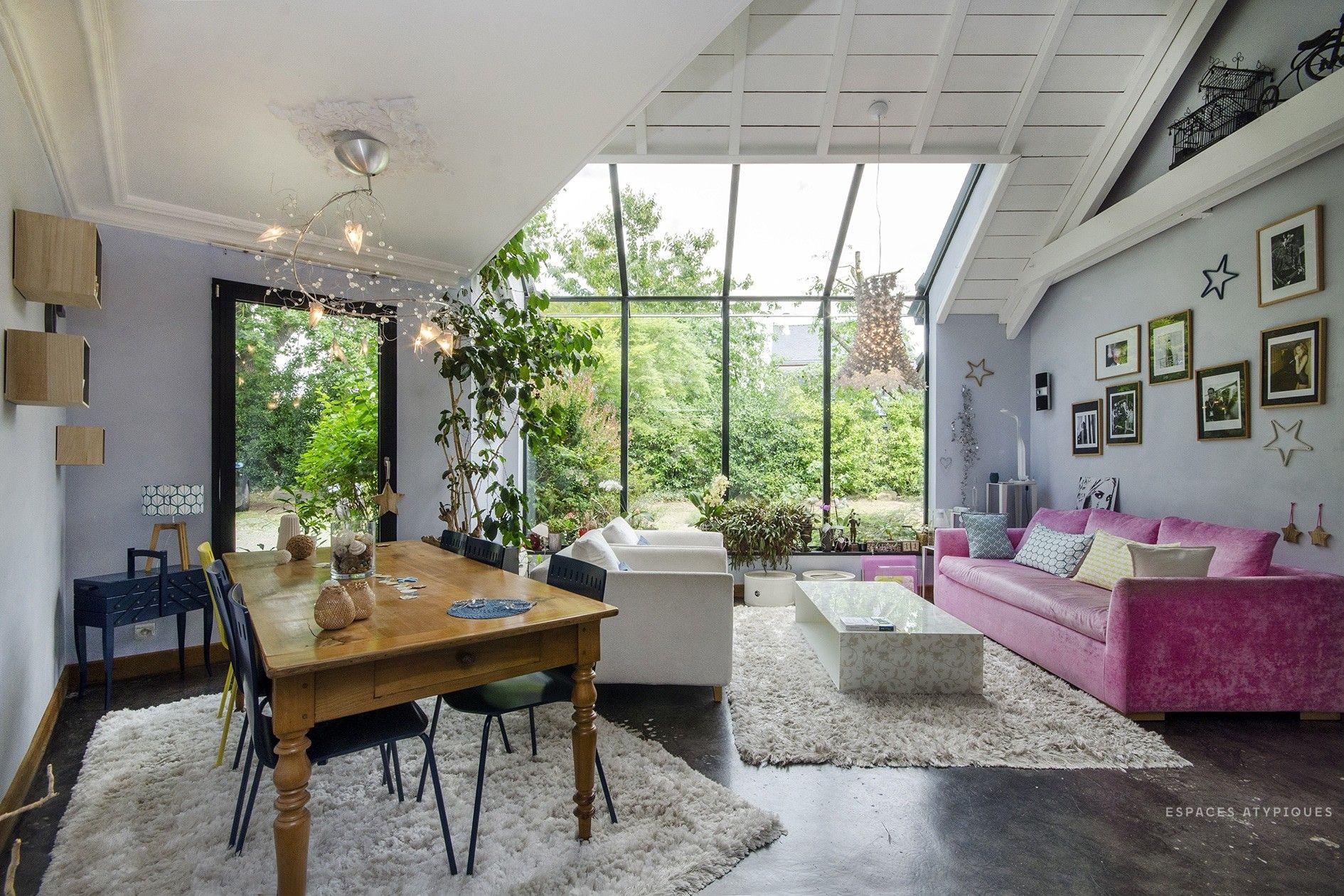 Une maison en red cedar pr s de nantes planete deco a homes world - Salon deco nantes ...