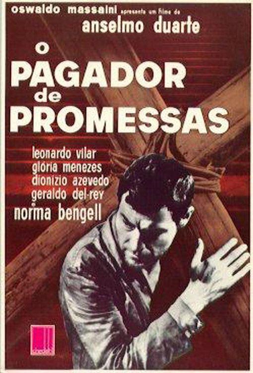 El pagador de promessas 1962