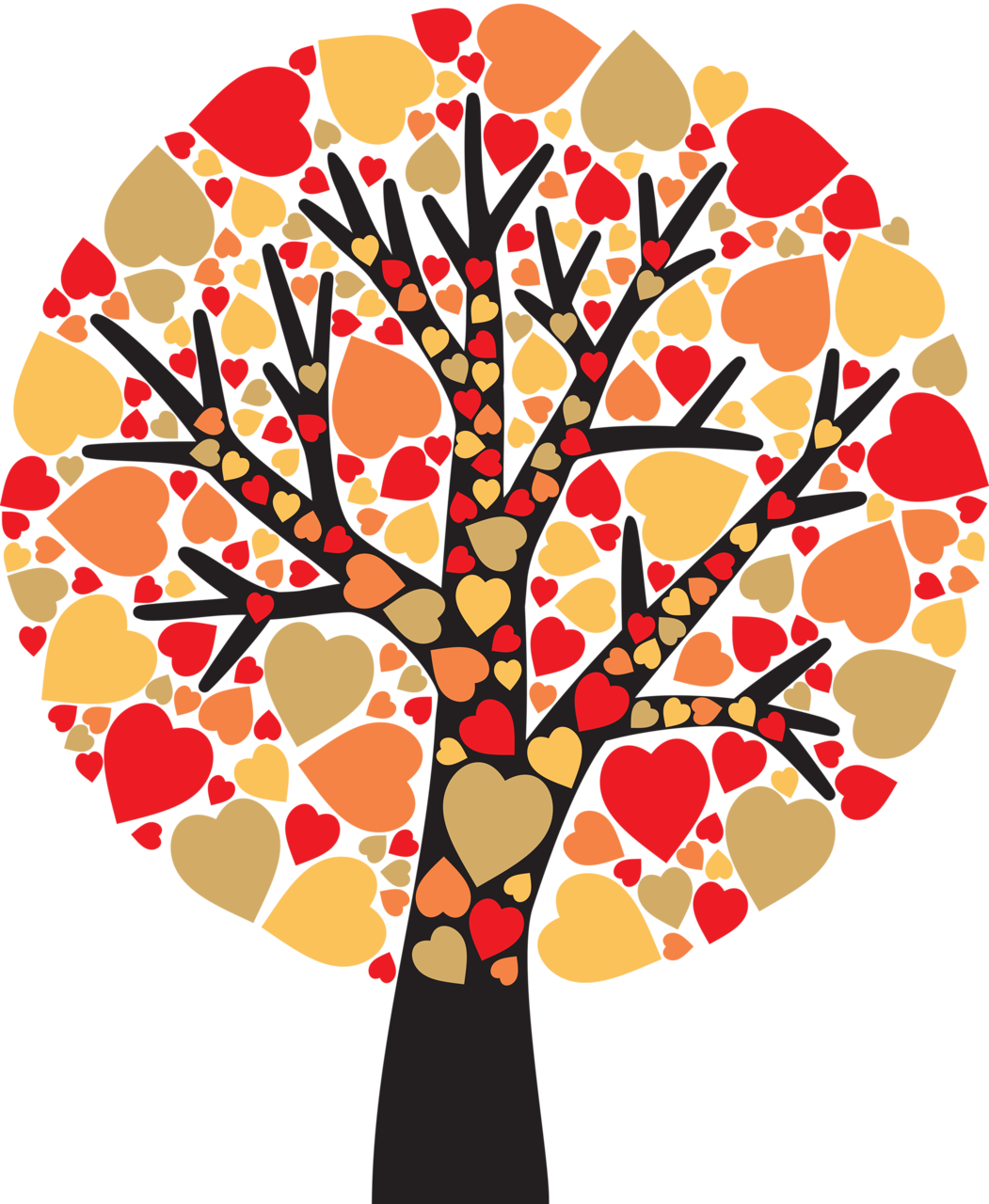 Цветные картинки на дерево