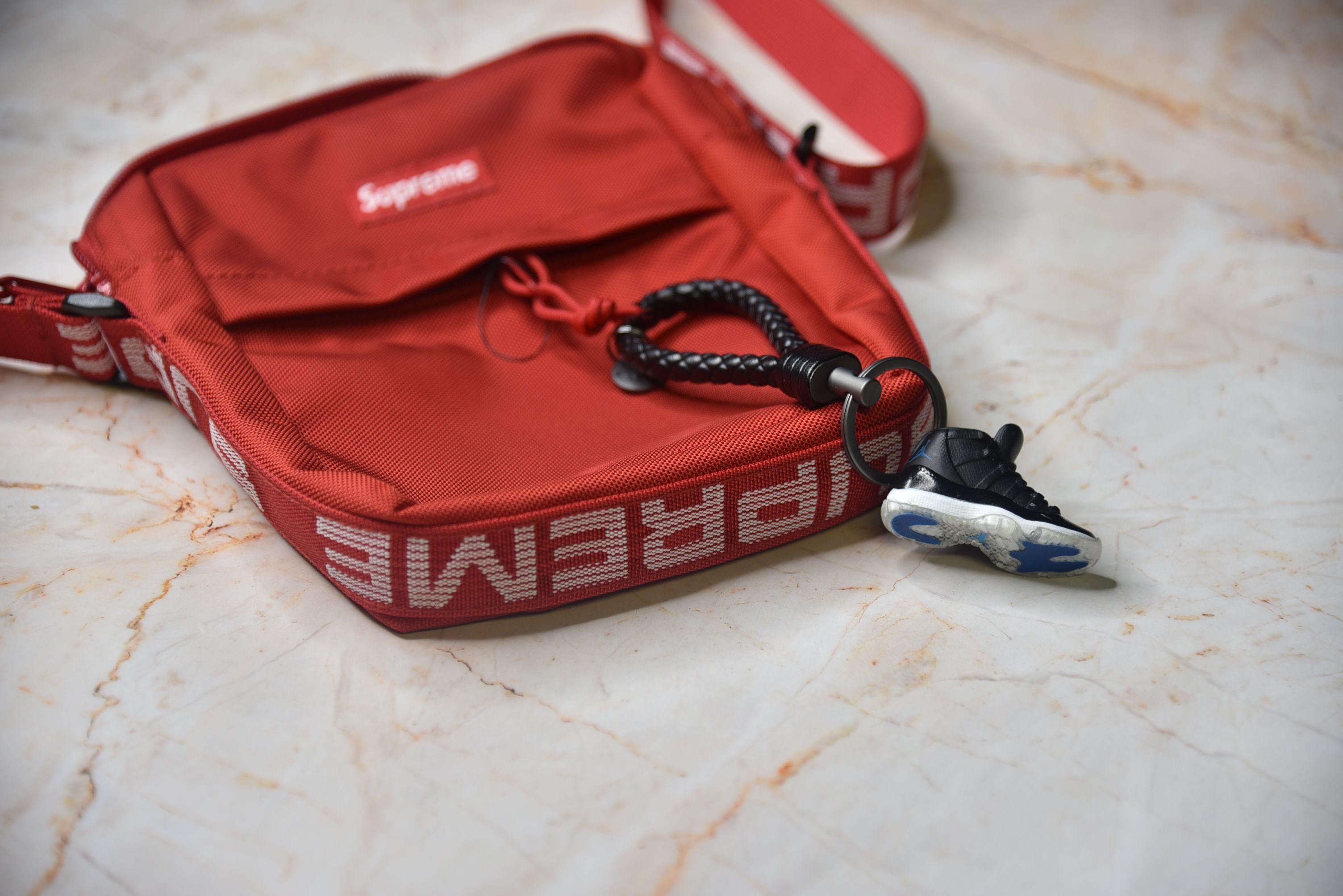 8c7fb86c4de245 Jordan 11 Space Jam 3D Sneaker Keychain. The Best Sneaker Head Gifts Ideas.