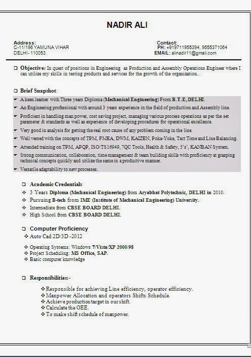 Curriculum vitae romana model sample template example of excellent curriculum vitae romana model sample template example of excellent curriculum vitae resume cv format with career objective job profile work experience yelopaper Image collections