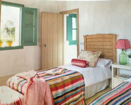 Habitación infantil doble   Casas de campo   Pinterest   Habitación ...