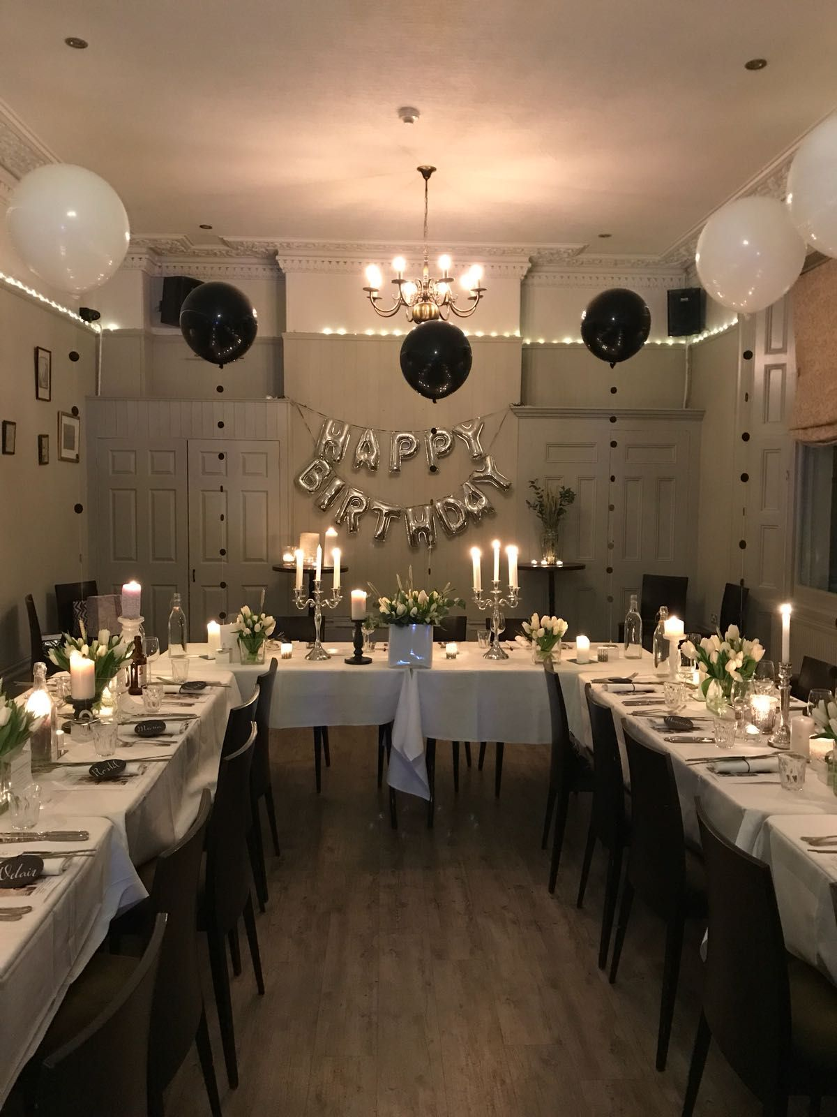 Classic Birthday Party Party Decorations In 2019 Orange