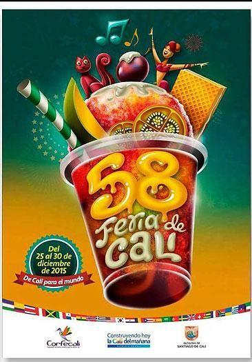 Comprobar Decimo Del Niño 2013 Poster 58 Feria De Cali Diseno Cali Cartel Y Disenos De Unas