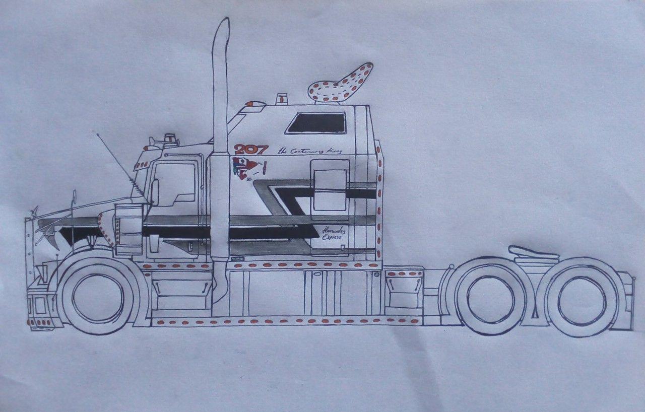 Kenworth T800 Kenworth