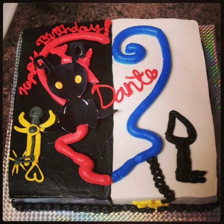 Video game birthday cake Chocolate and oreo By karolas cake My