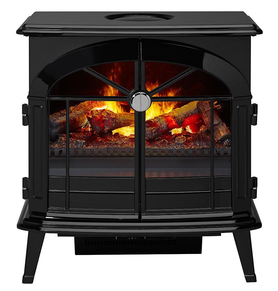 Astounding Dimplex Stockbridge Opti Myst Electric Fireplace Stove W Home Interior And Landscaping Mentranervesignezvosmurscom