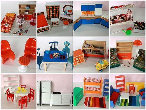 Bodo Hennig u0026 Ikea Lillabo dollhouse furniture