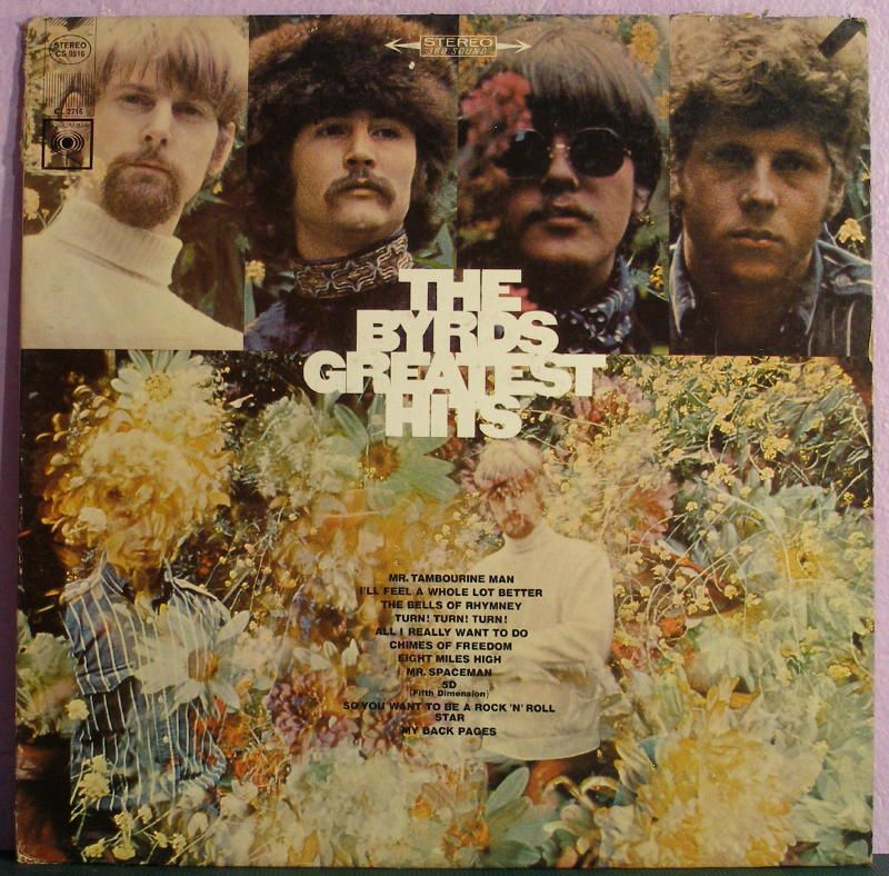 The Byrds Greatest Hits Greatest Hits Album Covers Music Albums