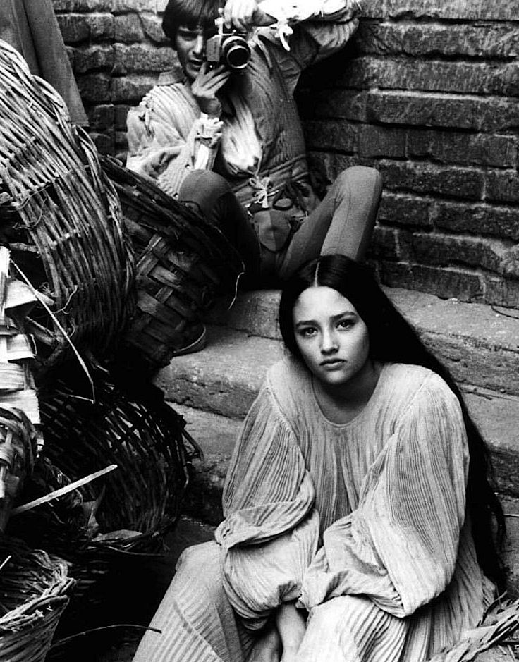 Behind The Scenes In Romeo And Juliet 1968 Costuming Swinging