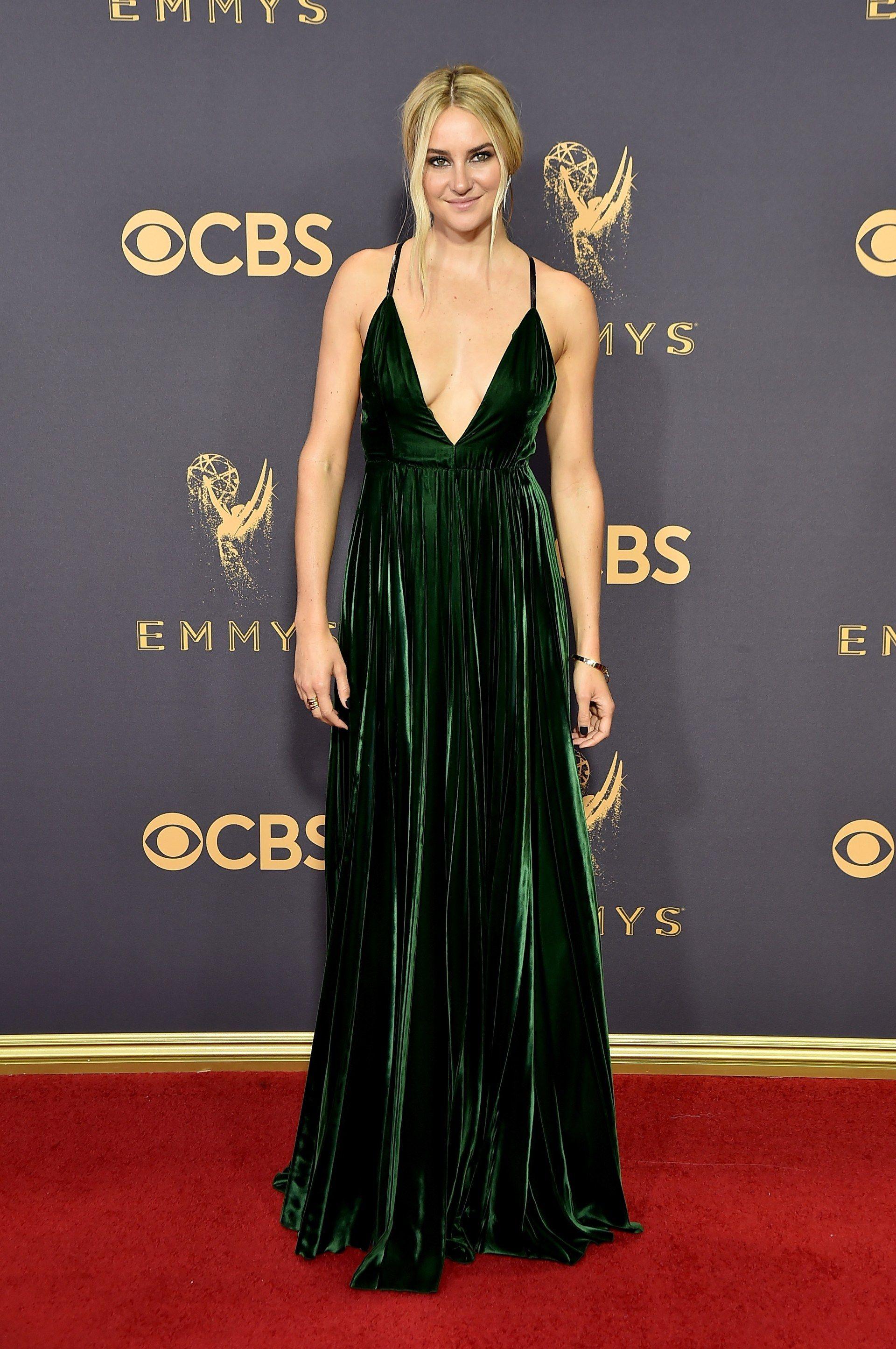 fantastinen säästö hyvä myynti virallinen Shailene Woodley in Ralph Lauren and Alexis Bittar   Couture ...