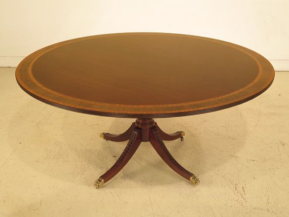 38587e Councill Craftsmen Round Banded By Stenellaantiques