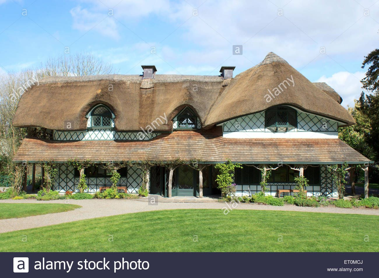 The Swiss Cottage Cahir Stock Photo Royalty Free Image 83609250 Alamy Swiss Cottage Cottage Photo