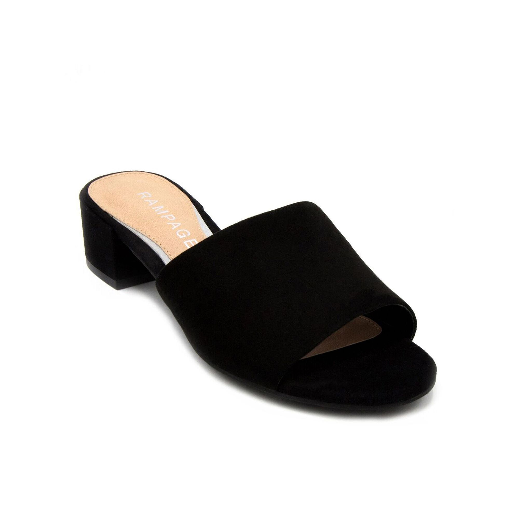 Rampage Malista Women's Block ... Heel Sandals free shipping cheap qraQfa