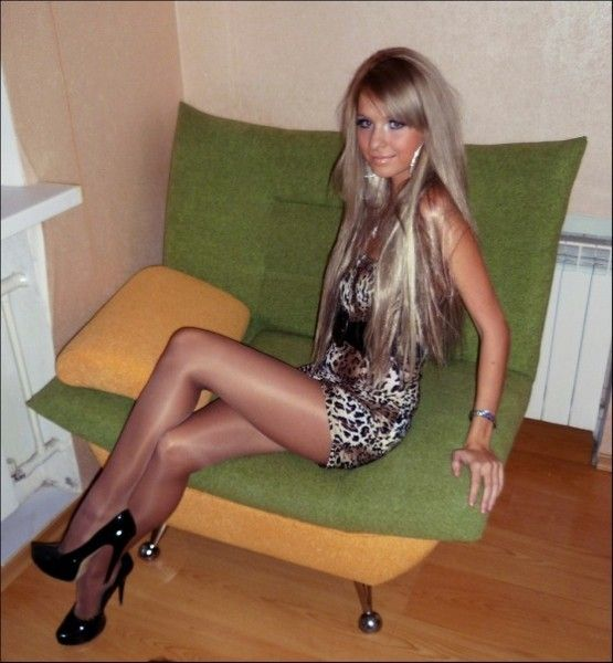 Cute tranny in heels