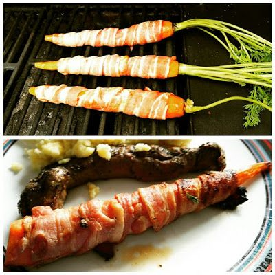 Porkkana Pekoni