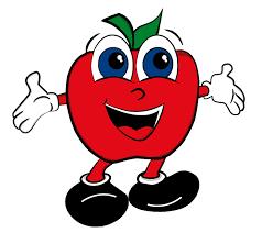 Resultado de imagen para manzana animada png