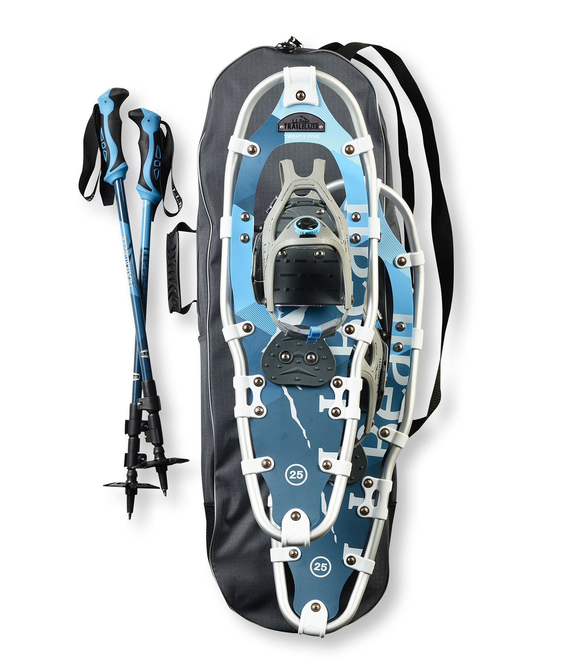 Women's Trailblazer Snowshoes With Boa Bindings Package