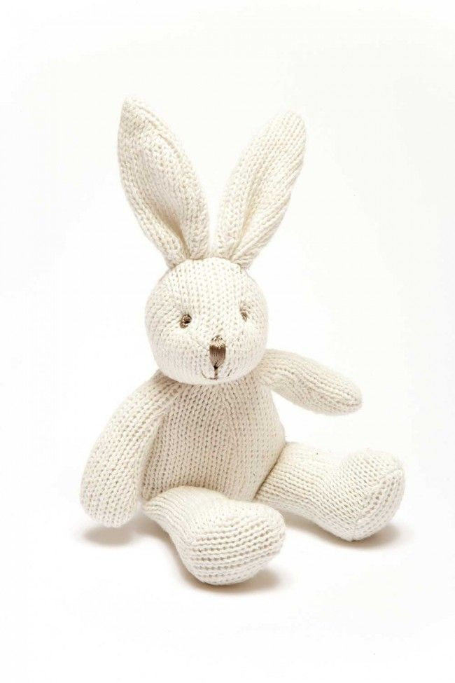 Bunny Rattle cuteness from hellodaisy.co.uk | croshetă | Pinterest ...