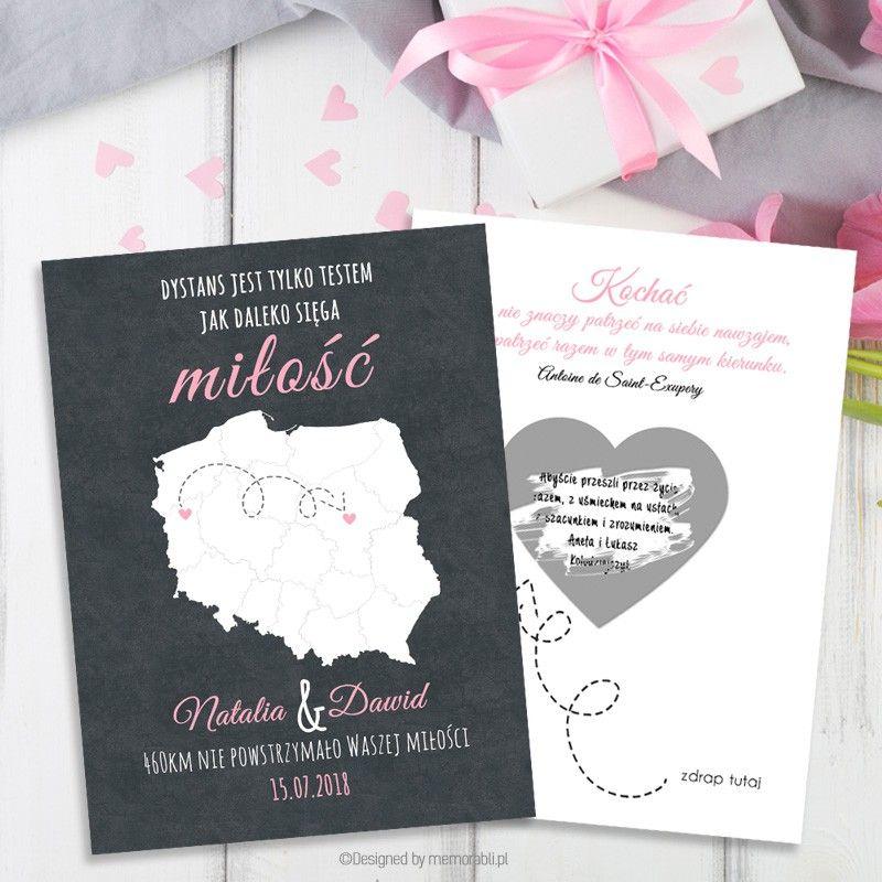 Kartka Dla Panstwa Mlodych Kartka Zdrapka Wedding Book Cover