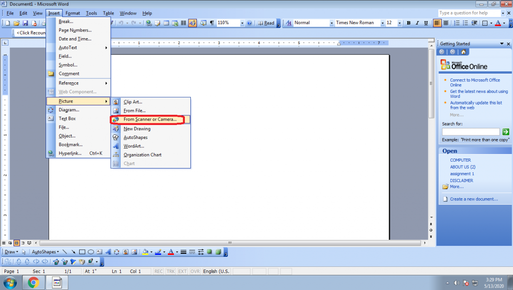 How To Insert Signature In Word Full Guide How To Folks Words Fun To Be One Insert