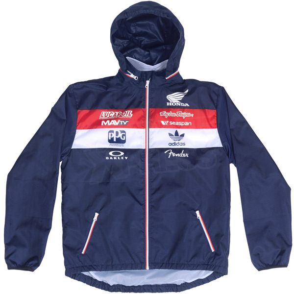 Troy Lee Designs Windbreaker Jacket Team Racing | Casual, Troy and ...