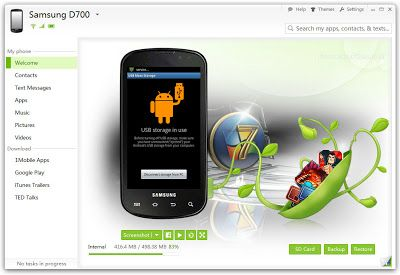 Manage Your Android Device In The Comfort Of Your Home