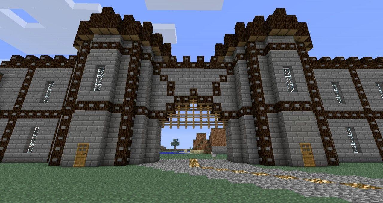 Building Desert Minecraft Practice
