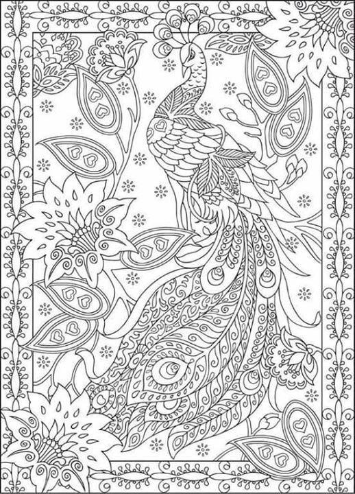 Pin de T Taylor en Coloring | Pinterest | Mandalas, Colorear y ...