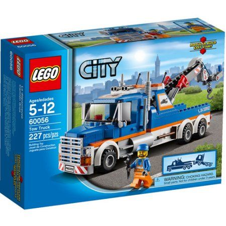 Toys With Images Tow Truck Lego City Lego City Sets