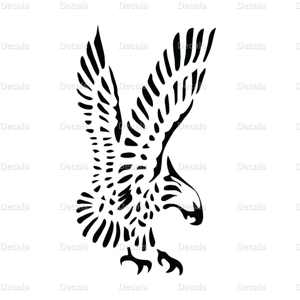 hawk decal hawk sticker hawk vinyl decal animal sticker hawk decal hawk sticker hawk vinyl decal animal sticker bird decal eagle decal eagle sticker hawk wall art hawk car decal