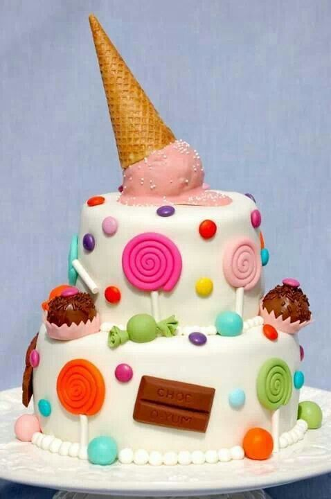 Kids birthday cake right out of Jubilee Visit us for Birthday