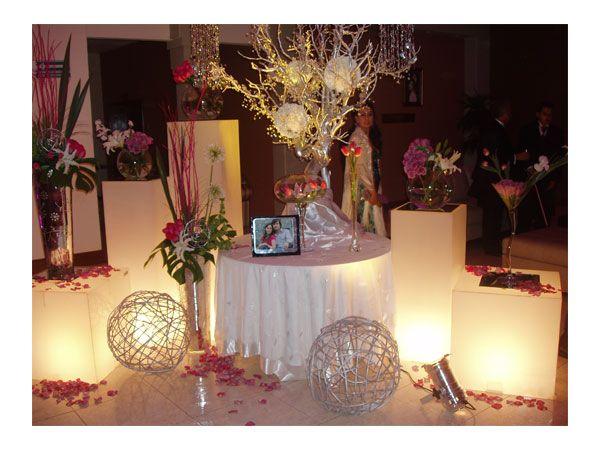 color de boda en otoño e invierno / decoración boda | ideas de