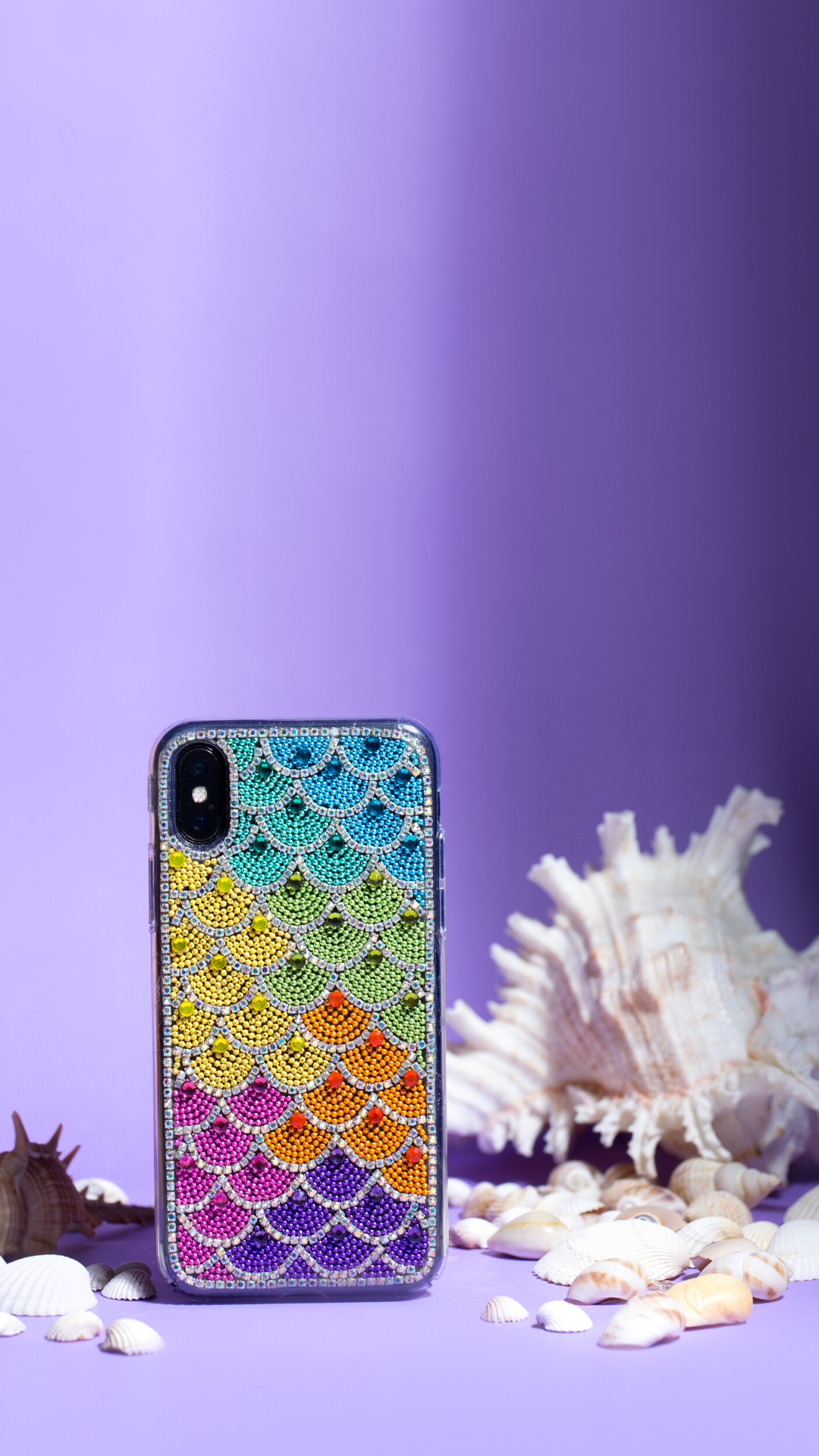 iPhone 11 Pro Max Case Sea Glass Phone Case Colors of