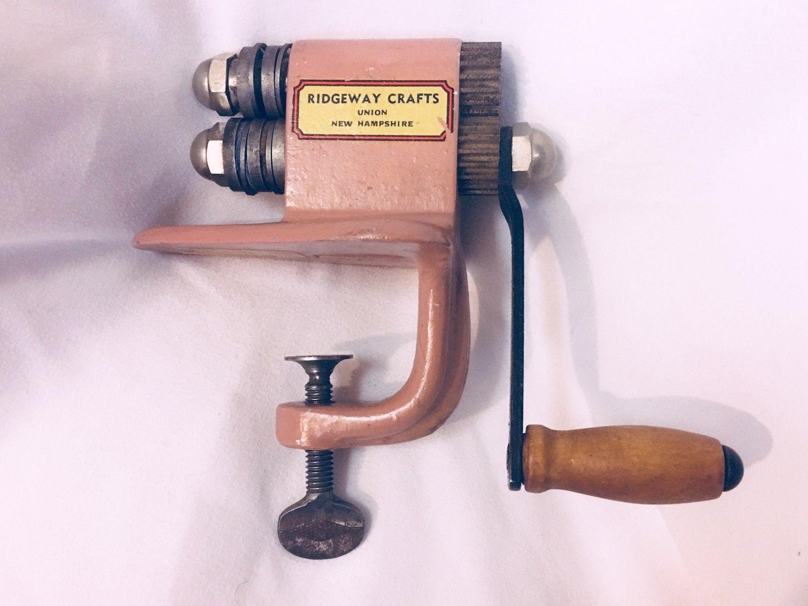 Vintage Fraser Wool Cutter