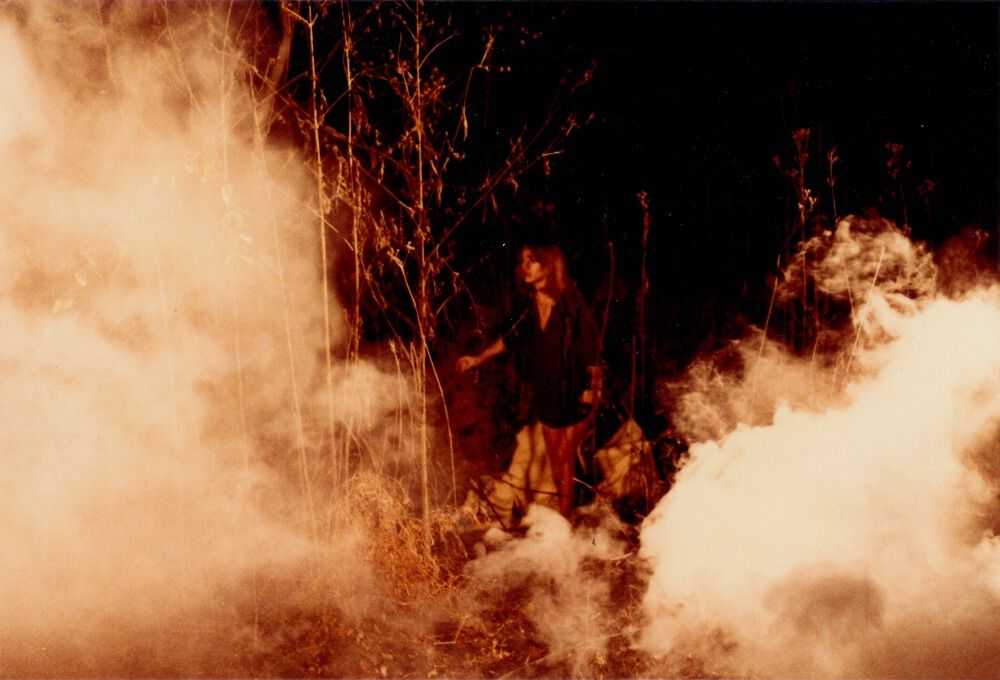 5 Scene Sequence In The Woods With Cheryl In Evil Dead I Evil Dead Movies Evil Bruce Campbell