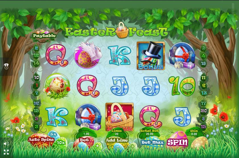 Easter Feast Slot Machine