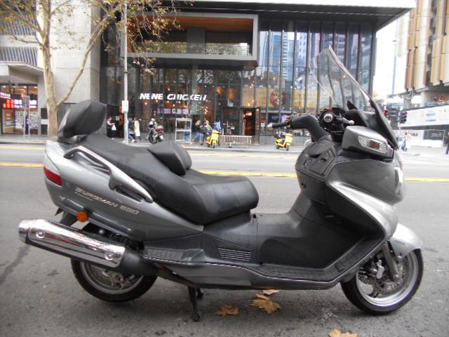 Suzuki Burgman 650 Executive Abs Lams Scooters For Sale