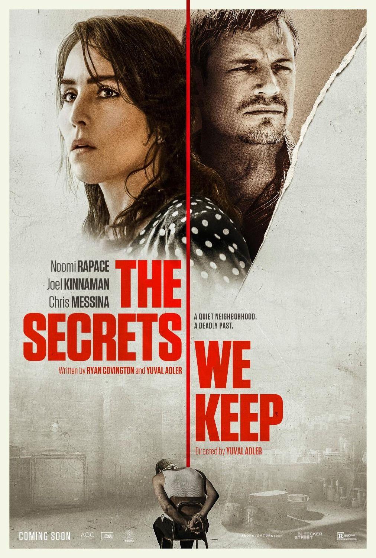 فيلم الدراما المشوق The Secrets We Keep 2020 مترجم Noomi Rapace Chris Messina Joel Kinnaman