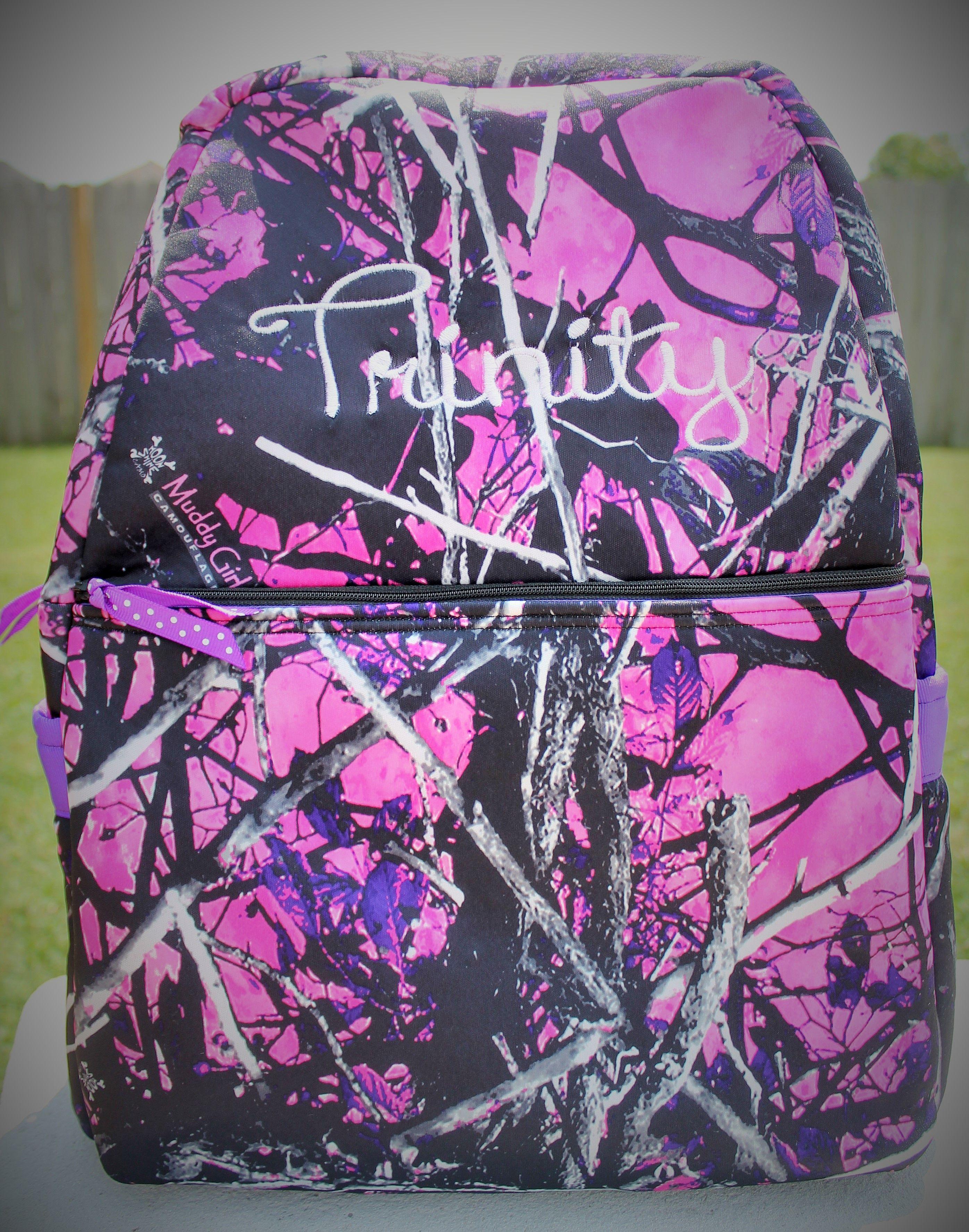 Muddy Girl Camo Backpack | Backpacks | Pinterest | Zaino in stile ...