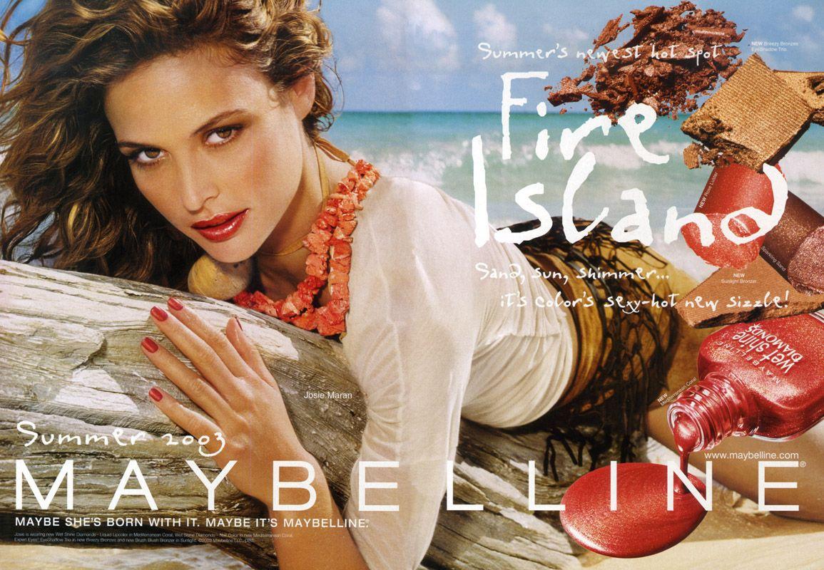 Tracey Mattingly - Makeup - Gianpaolo Ceciliato - Advertising - Maybelline