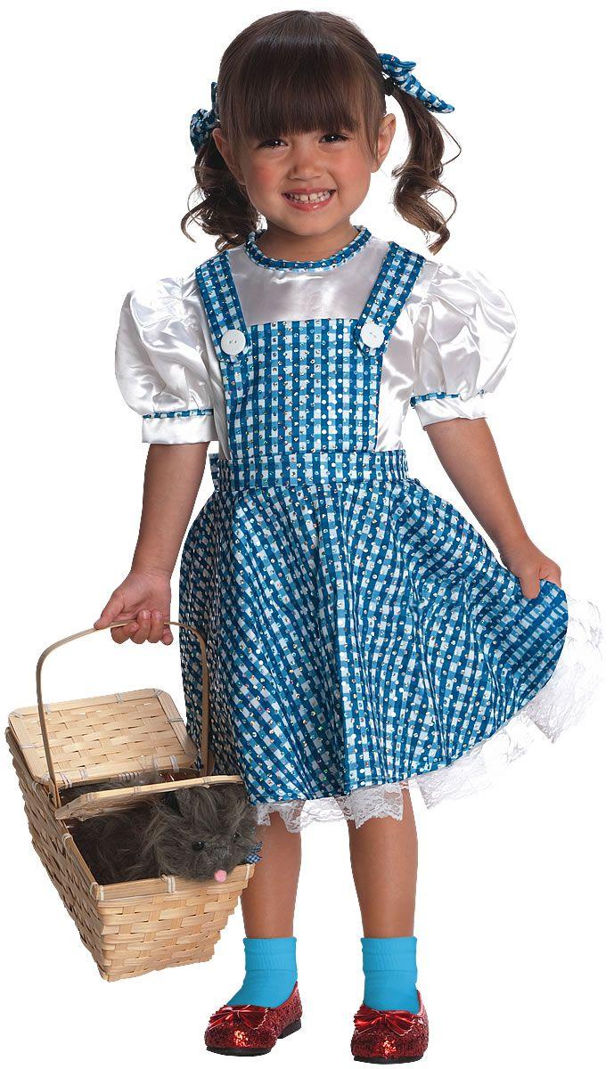 Deluxe Sequin Dorothy Toddler Costume Price: $29.99 | Halloween ...