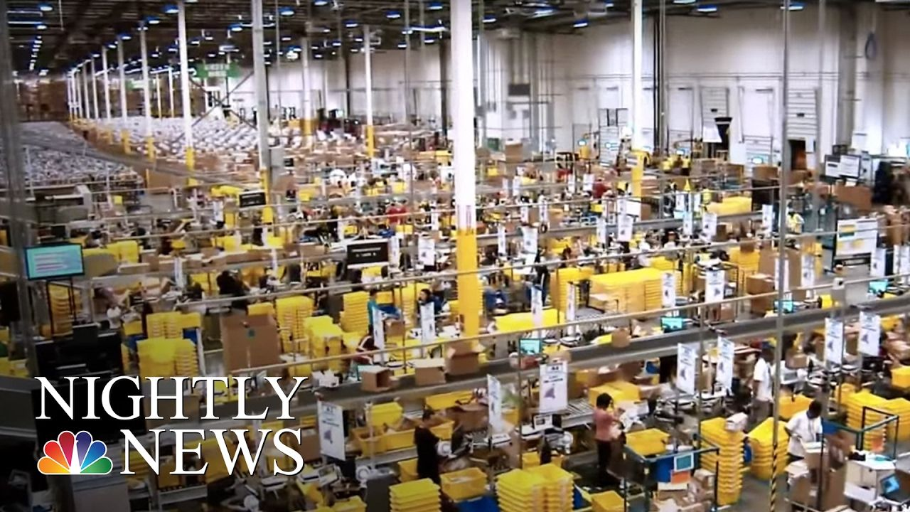 Behind The Alarming Expose On Amazon S Workplace Culture Nbc