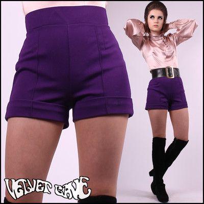 60s shorts