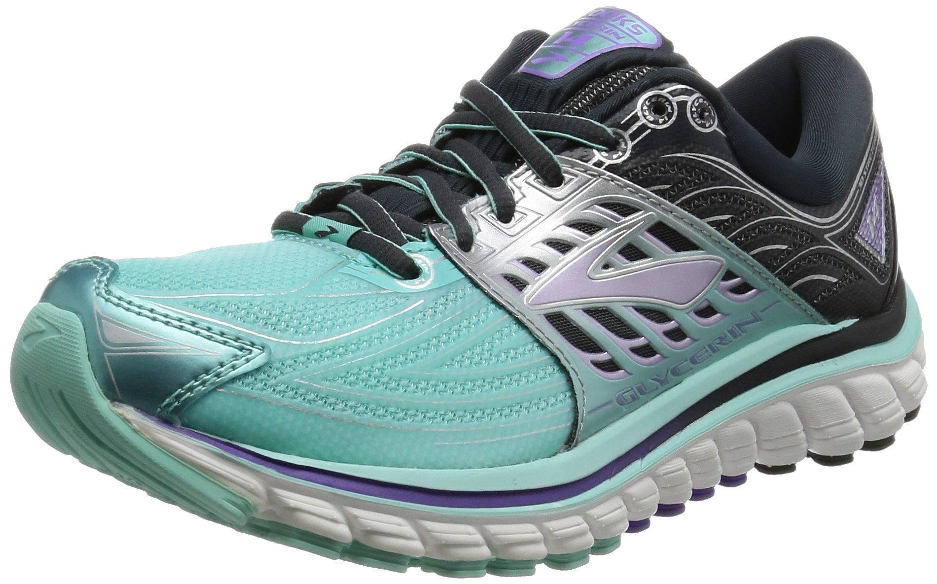 a678f1366e1db5 Brooks Womens Glycerin 14 Running Sneaker